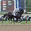 Laoban wins the 2016 Jim Dandy.<br /> Coglianese Photos/Chris Rahayel