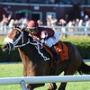 Our Way wins the 2016 Better Talk Now Stakes.<br /> Coglianese Photos/Chelsea Durand