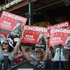 Songbird wins the 2016 Alabama.<br /> Coglianese Photos