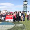 Presentation shot of Suavito winning theGroup 1C.F. Orr Stks 1400metres at Caulfield racecourse.Mark Gatt Photo