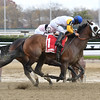 Verve's Tale wins the 2016 Comely Stakes<br /> Coglianese Photos/Annette Jasko