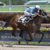 Cajun Delta Dawn wins the 2016 Cassidy Stakes.<br /> Coglianese Photos