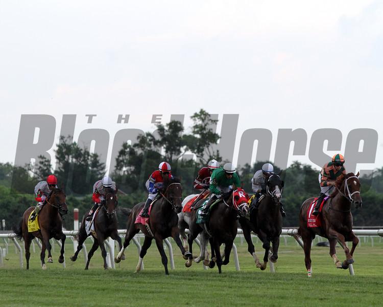 Kent Stakes Delaware Park Chad B. Harmon