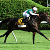 Flintshire with jockey Javier Castellano wins the 42nd running of The Sword Dancer at Saratoga Race Course August 27, 2016 in Saratoga Springs, N.Y.  Photo by Skip Dickstein
