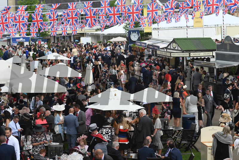 Racing and scenes from the 2016 Royal Ascot meet in June<br /> Mathea Kelley Photo