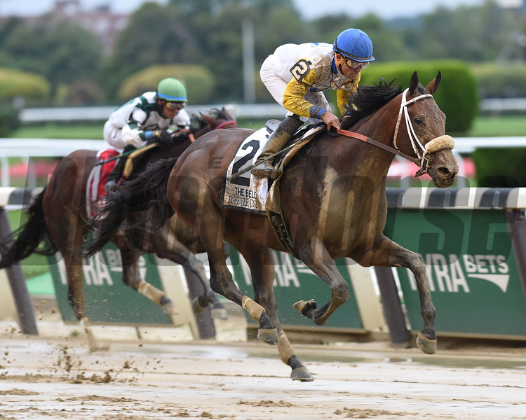 Forever Unbridled wins the 2016 Beldame.<br /> Coglianese Photos