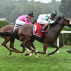 Time and Motion wins Lake Placid Stakes Aug. 21, 2016.<br /> Susie Raisher/Coglianese Photos
