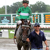 Exaggerator Kent Desormeaux Haskell Invitational Chad B. Harmon