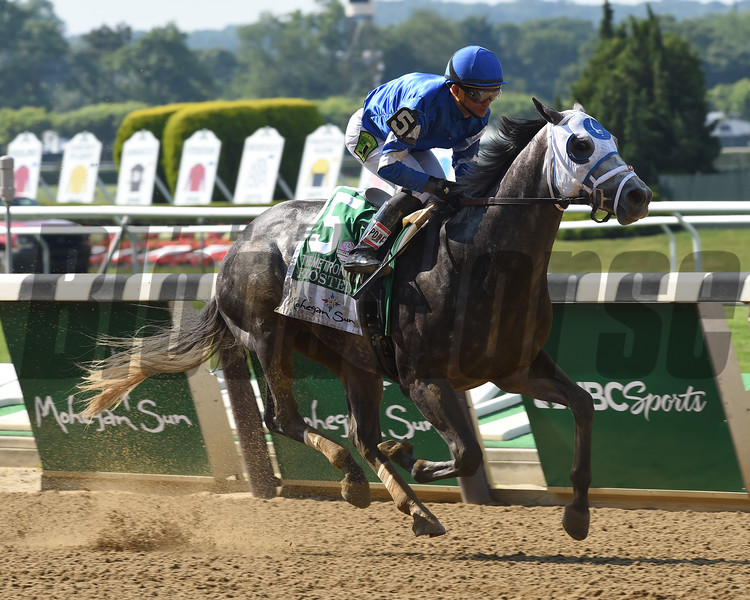 Frosted wins the 2016 Met Mile (gr. I)<br /> Coglianese Photos