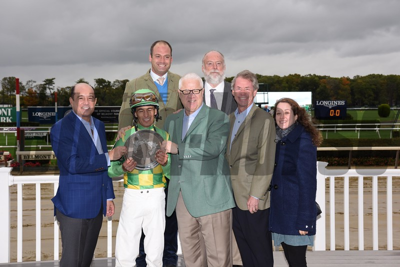Brother O'Connell wins the 2016 Mohawk Stakes<br /> Coglianese Photos