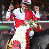 Songbird wins the 2016 Alabama.<br /> Coglianese Photos
