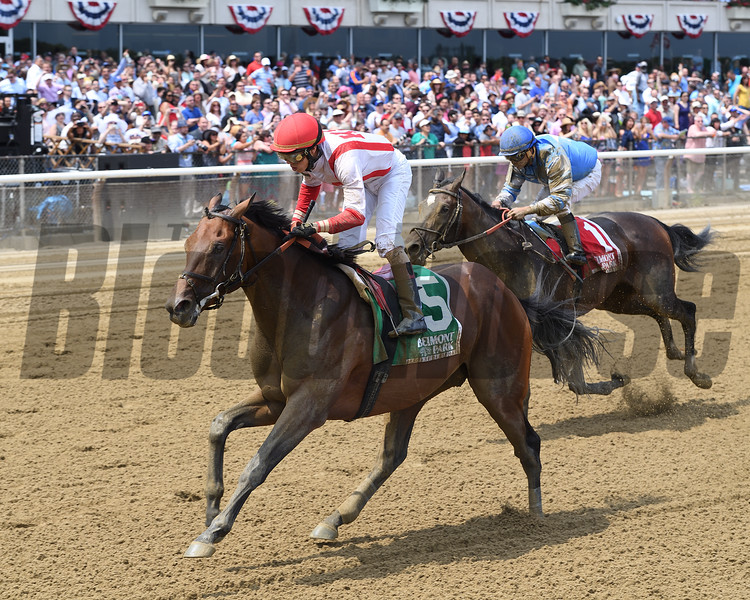 Economic Model with Irad Ortiz Jr. wins the 2016 Easy Goer.  <br /> Coglianese Photos/Chelsea Durand
