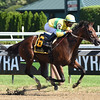Hit It Once More wins the 2016 Albany Stakes.<br /> Coglianese Photos