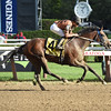 Rachel's Temper wins the Summer Colony Stakes.<br /> Coglianese Photos