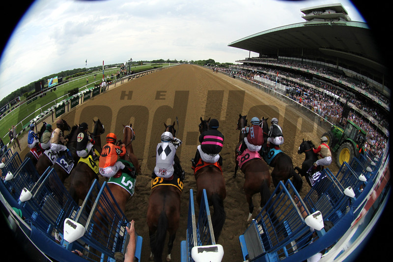 Brooklyn Invitational Start Belmont Park Chad B. Harmon