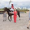 Celestine wins the 2016 Honey Fox Stakes.<br /> Coglianese Photos