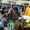 Cavorting with Florent Geroux wins the Ogden Phipps (gr. I)<br /> Dave Harmon Photo
