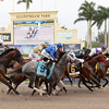 Nyquist wins the 2016 Florida Derby - Start<br /> Coglianese Photos/Leslie Martin