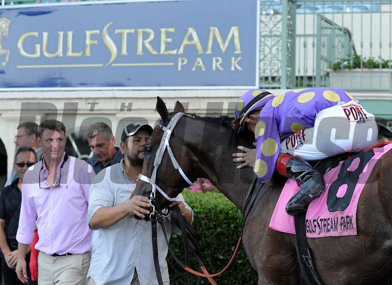 Awesome Banner wins the 2016 Florida Sire Series - Prized Division<br /> Coglianese Photos/Lauren King