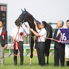 Marialite (JPN) wins the Takarazuka Kinen June 26, 2016 in Japan.<br /> Masakazu Takahashi Photo