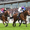 Prince of Lir (IRE) wins the Norfolk Stakes at Royal Ascot June 16, 2016.<br /> Mathea Kelley Photo