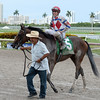 Dude Fantasy wins the Florida Sire My Dear Girl Stakes Division<br /> Coglianese Photos/Lauren King