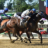 Joking wins the 2016 True North Stakes.        <br /> Coglianese Photos/Chris Raheyel