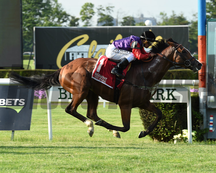 Call To Mind wins the 2018 Belmont Gold Cup Invitational<br /> Coglianese Photos/Susie Raisher