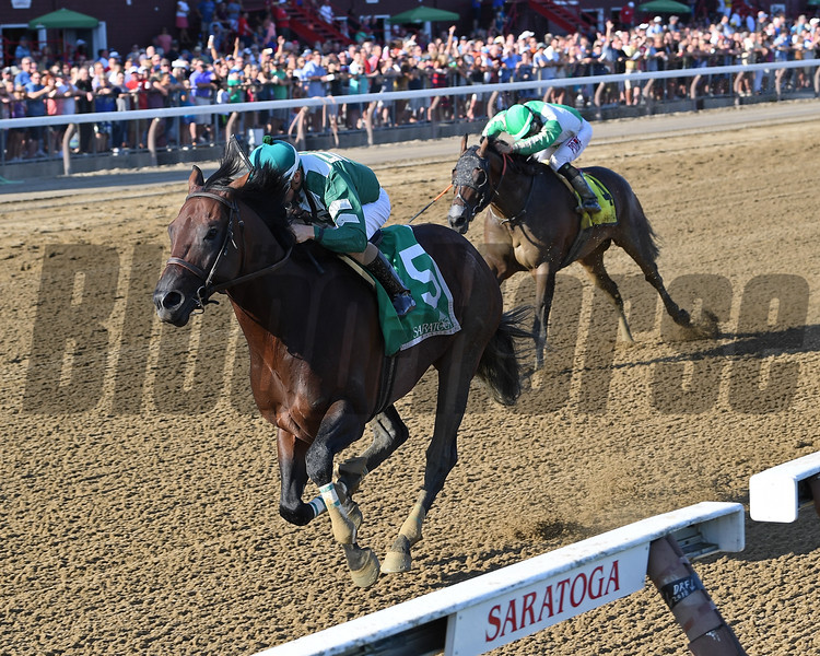 Always Sunshine wins the 2018 Tale of the Cat<br /> Coglianese Photos/Chelsea Durand