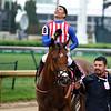 American Gal; Jose Ortiz; Humana Distaff Stakes; G1; Churchill Downs; May 5; 2018
