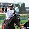 Limousine Liberal and Jose Ortiz after winning the Churchill Downs at Churchill Downs on May 5, 2018.                           <br /> Dave Harmon