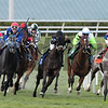 Thewayiam wins the 2018 Ginger Brew Stakes<br /> Coglianese Photos/Andie Biancone