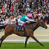Calyx and Frankie Dettori win the G2 Coventry Stakes, Royal Ascot, Ascot UK, 6/19/18, photo by Mathea Kelley