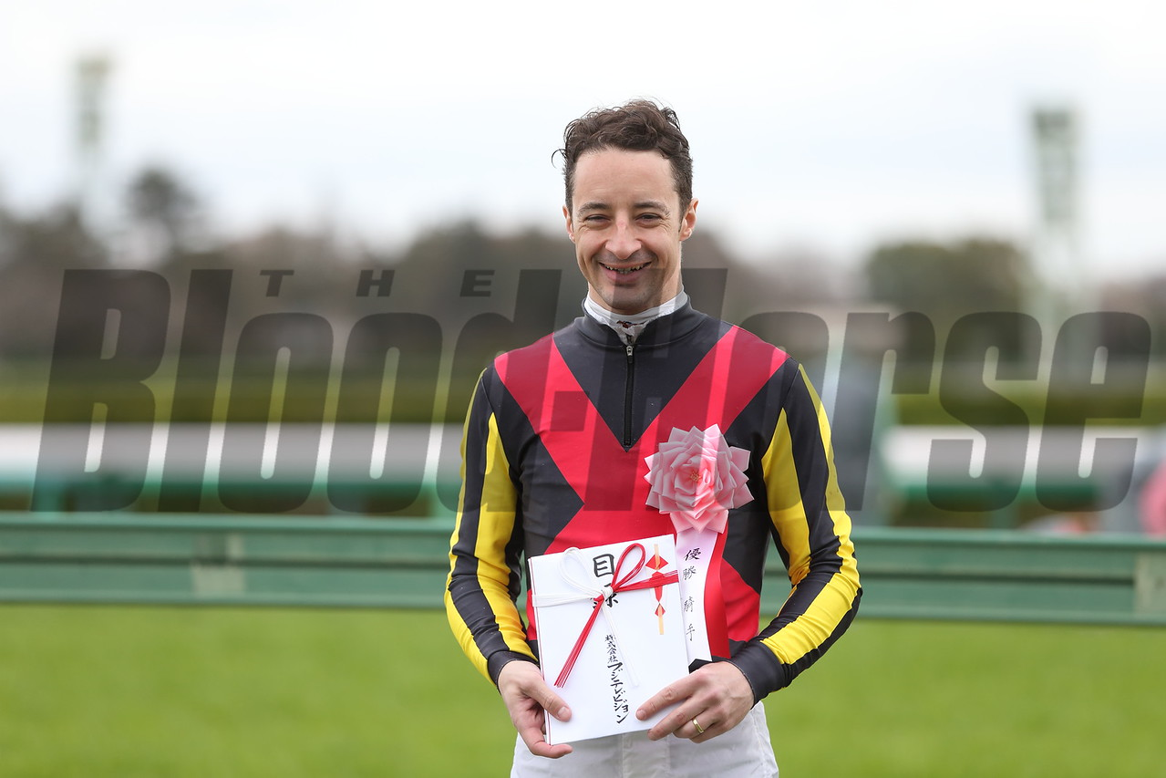 Stelvio, Christophe Lemaire, Spring Stakes, Nakayama Racecourse, March 18 2018