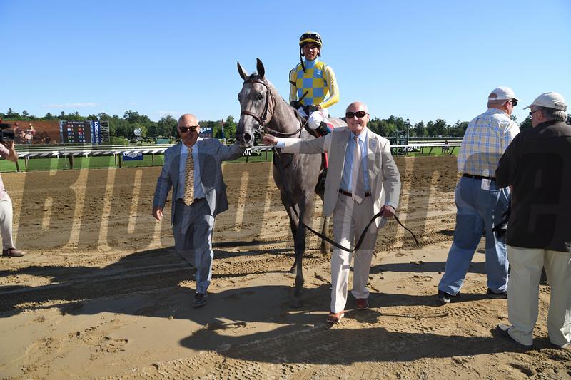 Catherinethegreat; Jose Ortiz; Schuylerville Stakes; G3; Saratoga Race Course; July 20; 2018
