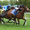 Holy Helena wins the 2018 Sheepshead Bay<br /> Coglianese Photos/Annette Jasko