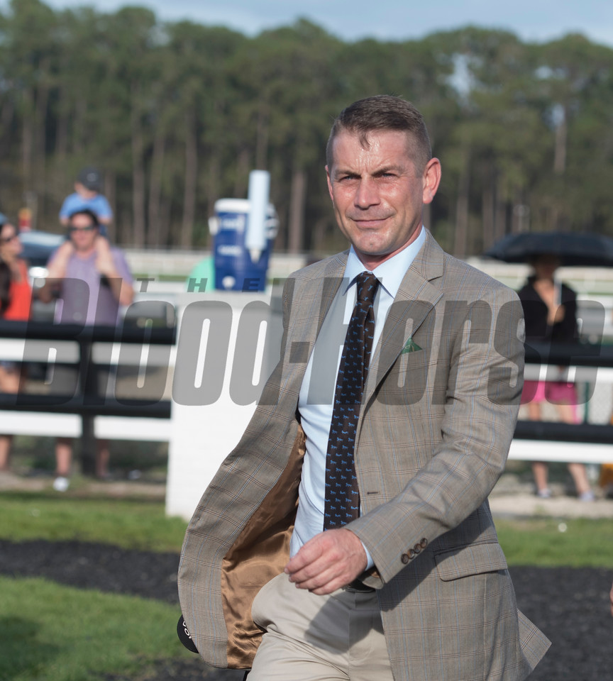 February 10 2018; Tampa Bay Downs; Jonathan Thomas