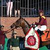 Catholic Boy wins the Belmont Derby at Belmont Park Saturday, July 7, 2018. Photo: Coglianese Photos/Susie Raisher