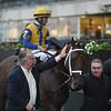 Hi Happy wins the 2018 Man o' War Stakes<br /> Coglianese Photos/Susie Raisher