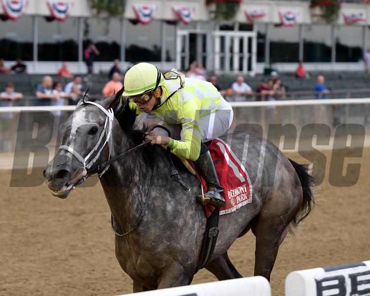 Sunny Ridge wins the 2018 State Dinner Stakes<br /> Coglianese Photos/Joe Labozzetta