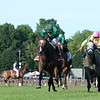 Sistercharlie wins the Diana Stakes at Saratoga Saturday, July 21, 2018. Photos: Coglianese Photos