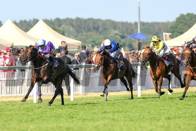 Dash of Spice, Silvestre De Sousa,win the Duke of Edinburgh Stakes; Royal Ascot; Ascot Race Course; Ascot; UK; 6-22-18; Photo by Mathea Kelley