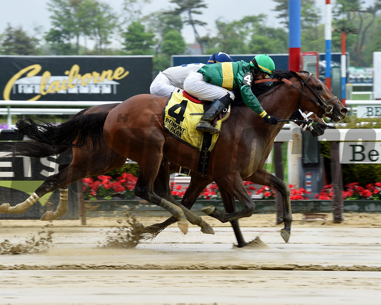 Engage wins the 2018 Gold Fever<br /> Coglianese Photos