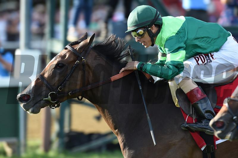 Sistercharlie (IRE), John Velazquez, Diana Stakes, G1T, Saratoga Race Course, July 22, 2018
