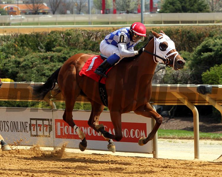 Noblame JD Acosta It's Binn Too Long Stakes