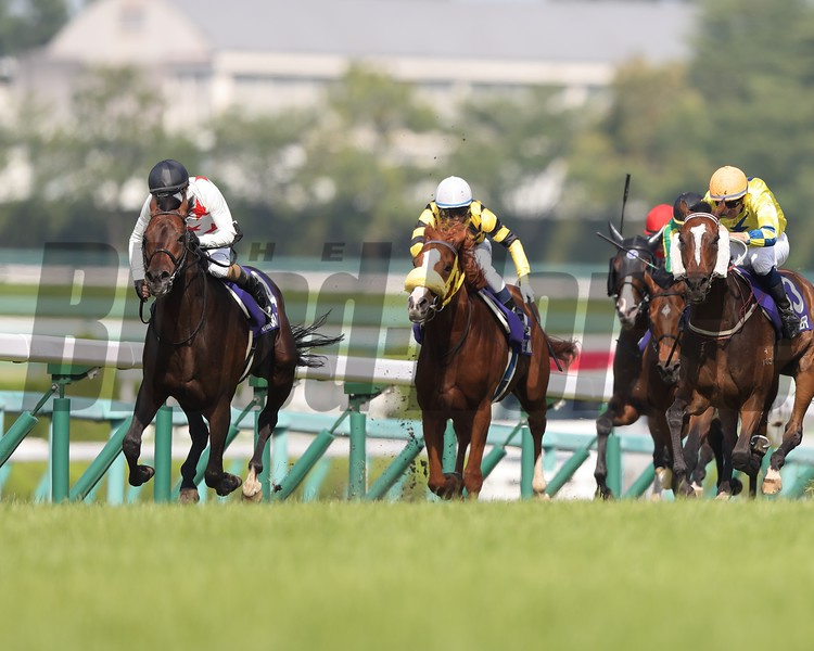 Mikki Rocket (JPN); Takarazuka Kinen; G1; Hanshin Racecourse; June 24; 2018
