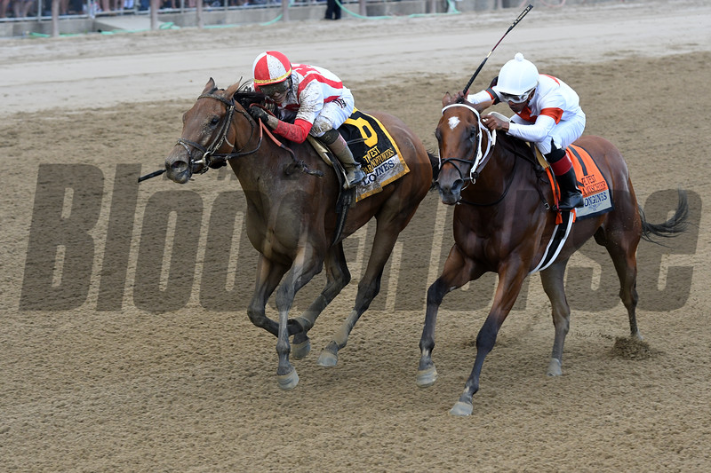 Separationofpowers wins the 2018 Test Stakes<br /> Coglianese Photos/Annette Jasko
