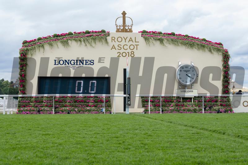 Royal Ascot, Ascot Race Course, Ascot, UK, 6-19-18, Photo by Mathea Kelley