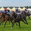 Soldier's Call, Daniel Tudhope win the Windsor Castle Stakes, Royal Ascot,, Ascot Race Course, Ascot, UK, 6-23-18, Photo by Mathea Kelley