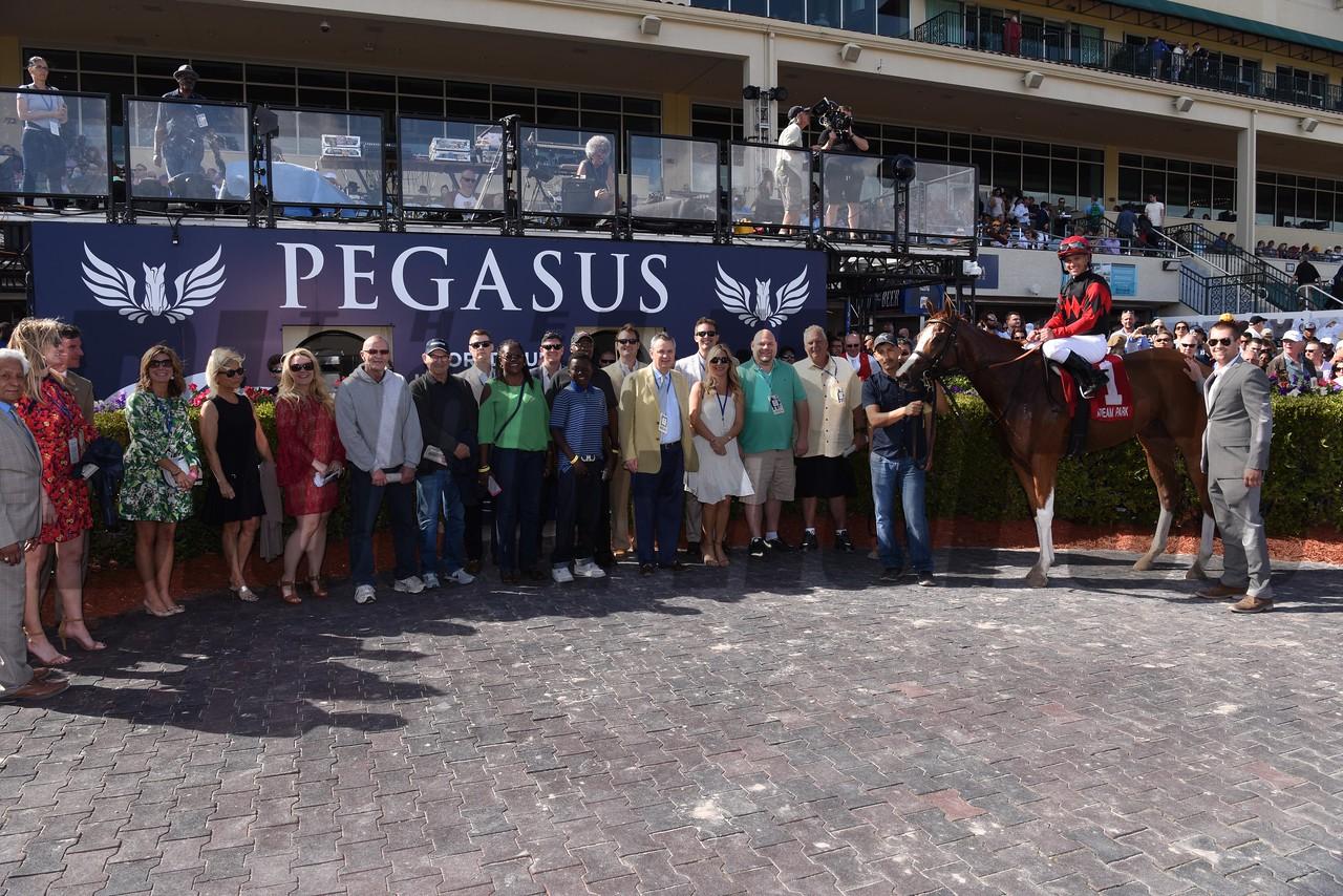 Girls Know Best; Javier Castellano; Ladies' Turf Sprint Stakes; Gulfstream Park; January 27 2018